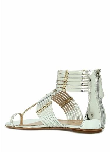Aquazzura Sandalet Altın